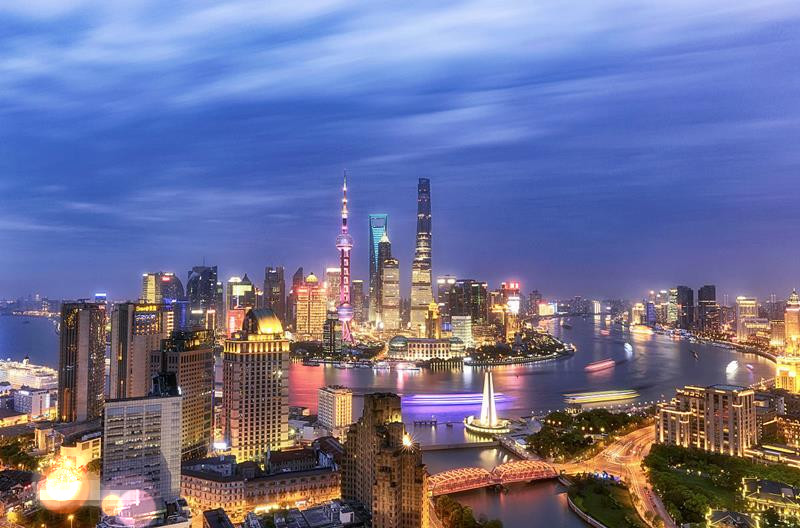 China Shanghai Company Registration Package