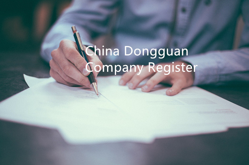 China Dongguan Company Registration Package